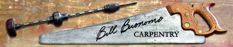 Bill Buonomo is a master trim carpenter serving the Greater Central Florida Area, including: Altamonte Springs, Eustis, Lake Mary, Mt. Dora, Orlando, Sanford, Winter Park, Windermere.